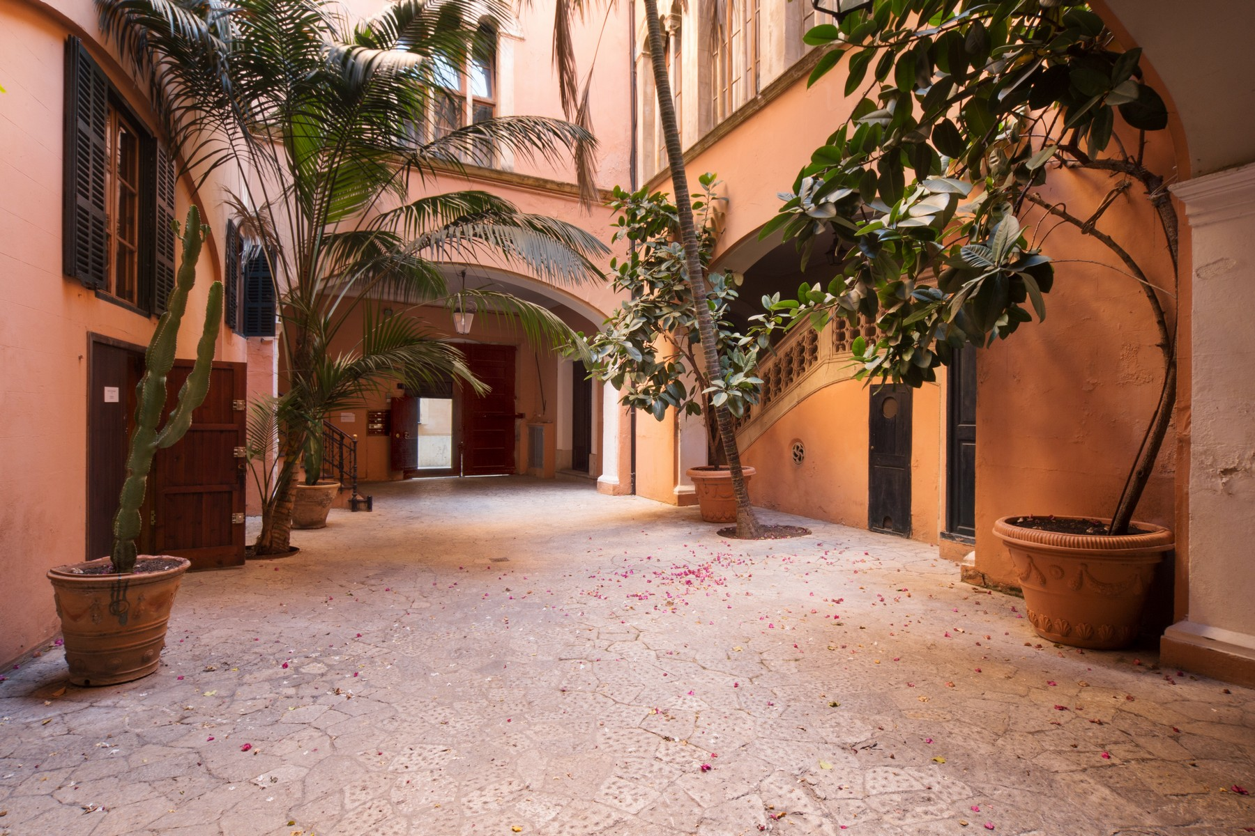 Single Family Home for Sale at Beautiful loft in Palma Old Town Palma Center, Mallorca, 07001 Spain