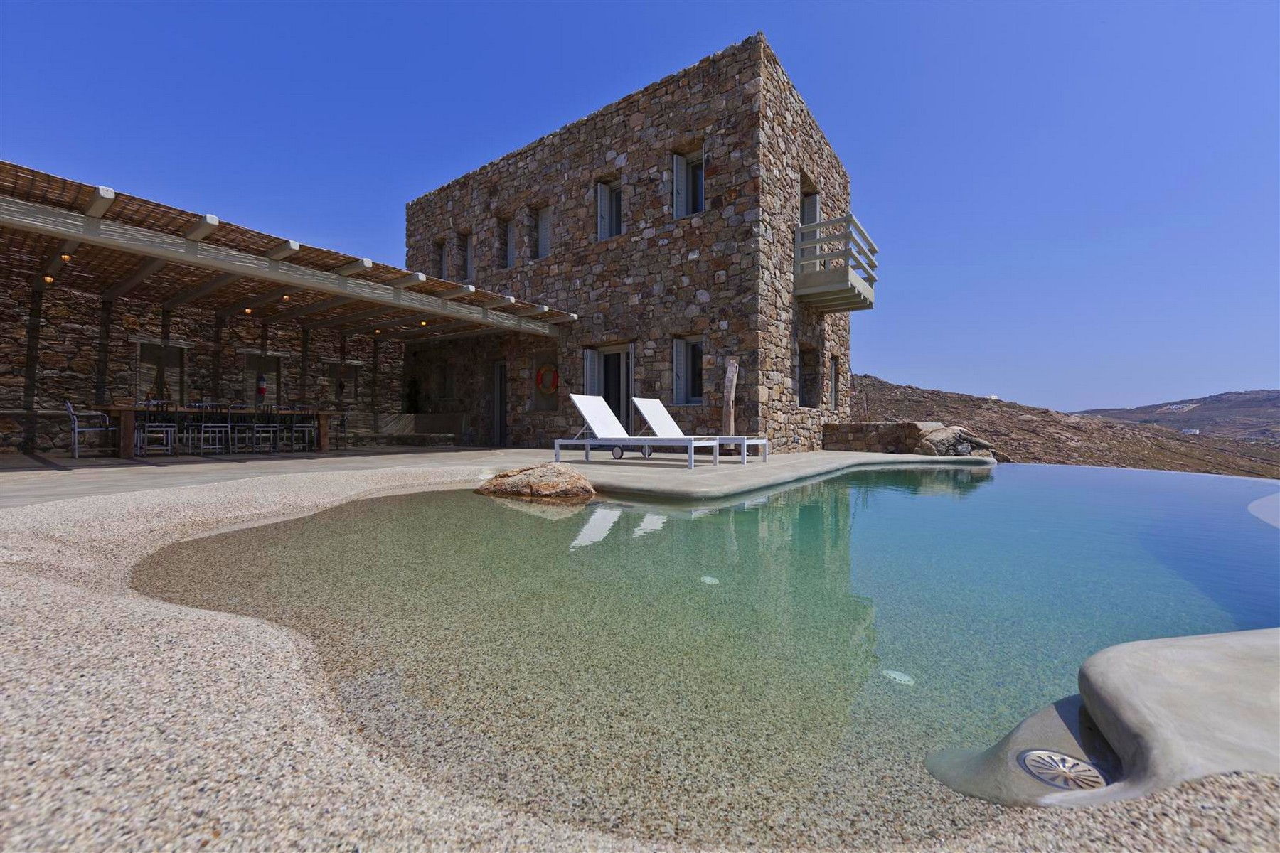 Single Family Home for Sale at Villa Corinna Mykonos, Cyclades, Aegean Mykonos, Southern Aegean 84600 Greece