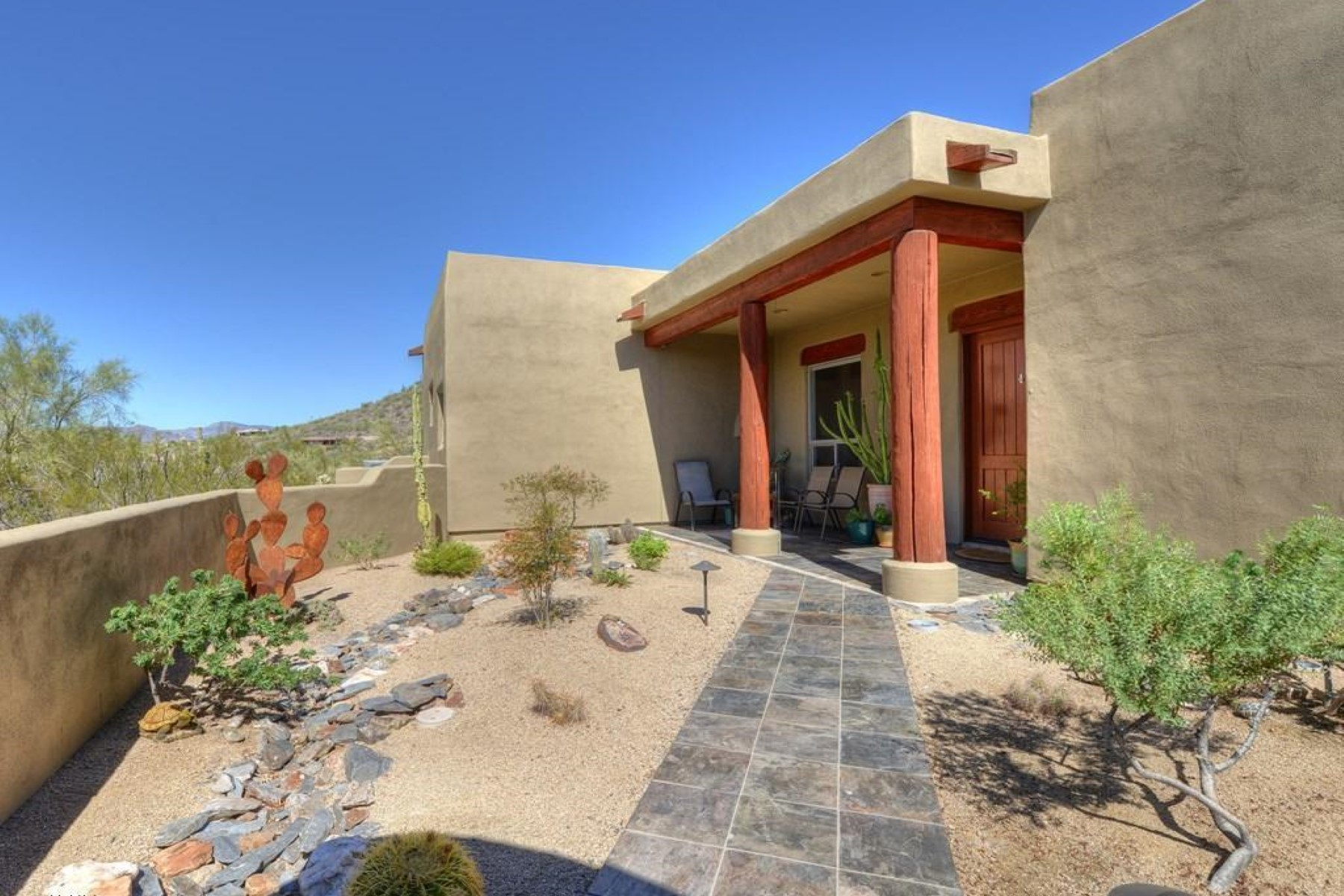 sales property at Beautiful Southwest home Carefree Foothills
