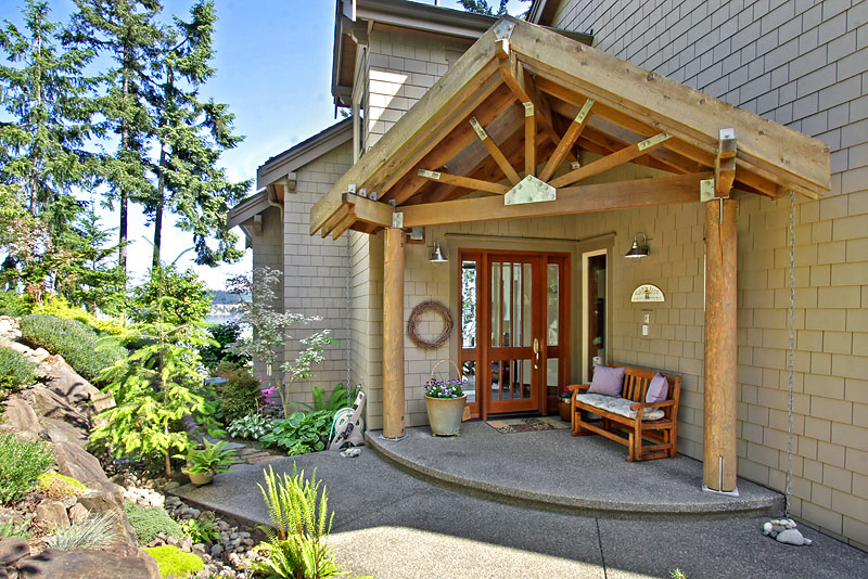 Maison unifamiliale pour l Vente à Eagle Fly Way 7707 Goodman Drive NW Gig Harbor, Washington, 98332 États-Unis