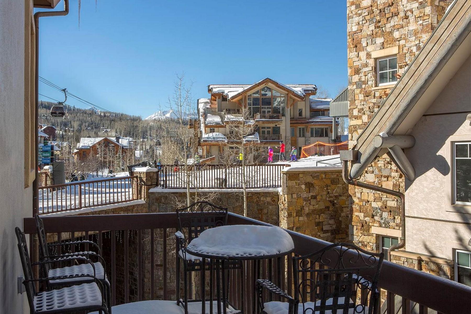 Condominio per Vendita alle ore Columbia Place 7 562 Mountain Village Blvd Telluride, Colorado 81435 Stati Uniti