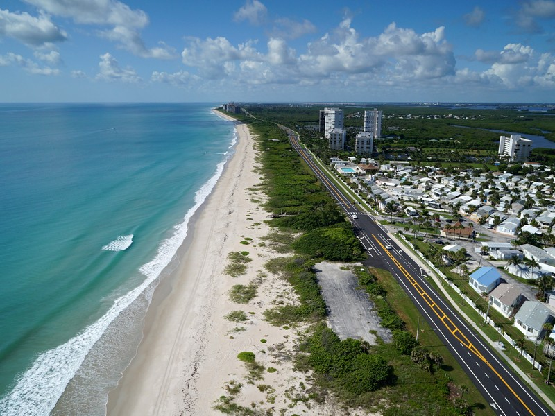 Land for Sale at Prime Oceanfront Development Property 0 N Highway A1A Fort Pierce, Florida 34949 United States