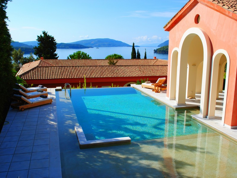 Single Family Home for Sale at Villa Eumelia Lefkas Other Greece, Other Areas In Greece, 31100 Greece