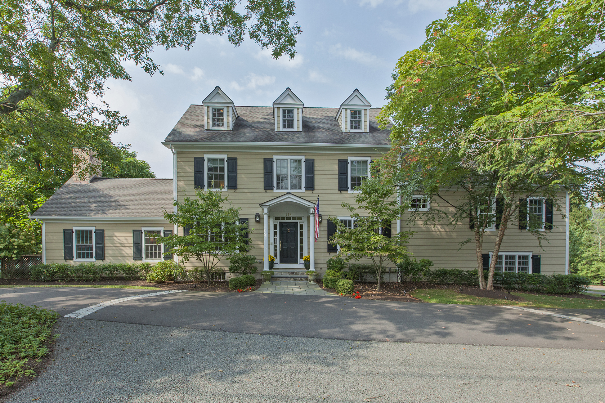 Property For Sale at Traditional Details Anchor A Sprawling Interior - Hopewell Township