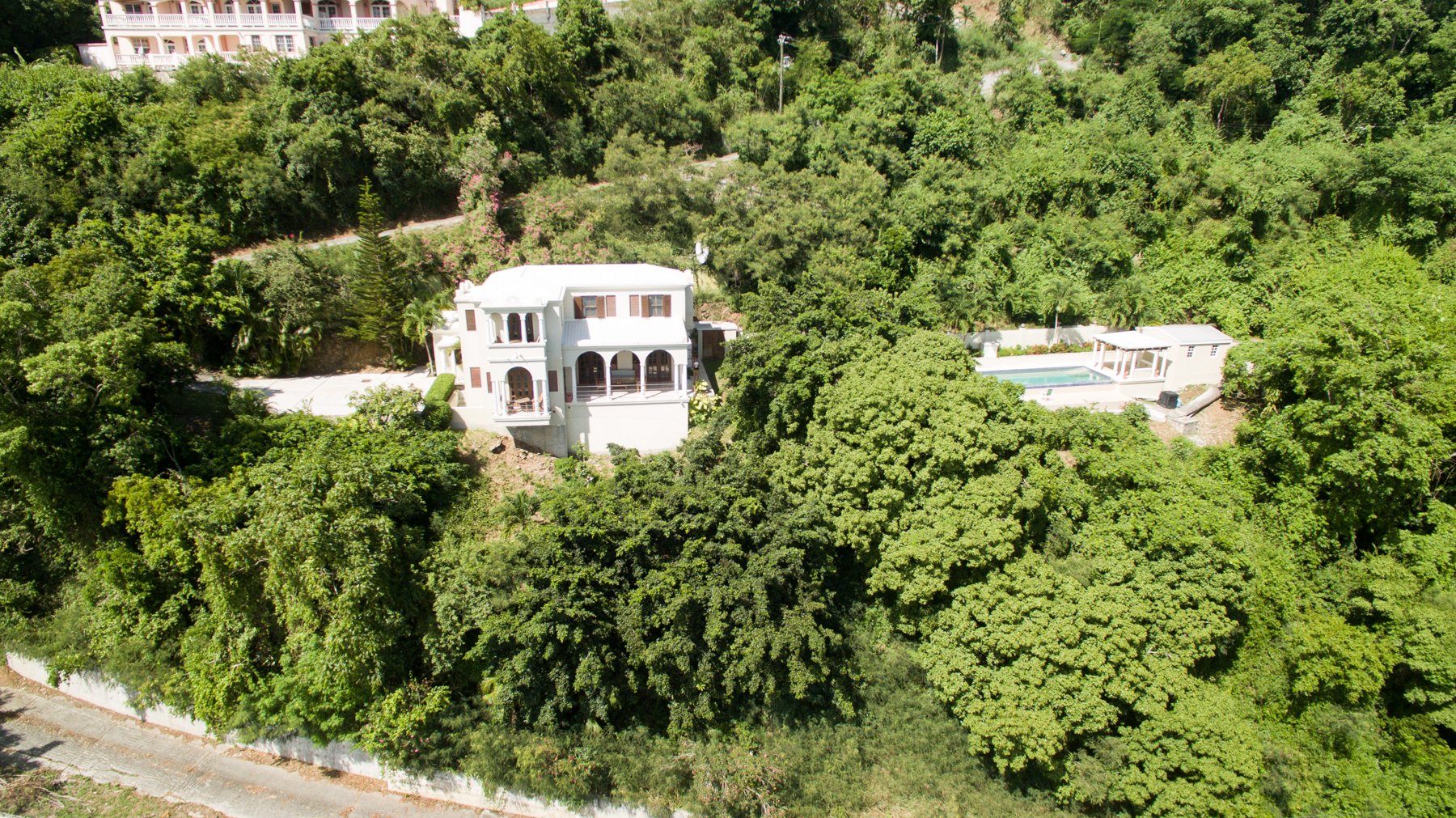 Single Family Home for Sale at Havers Charm Havers, British Virgin Islands