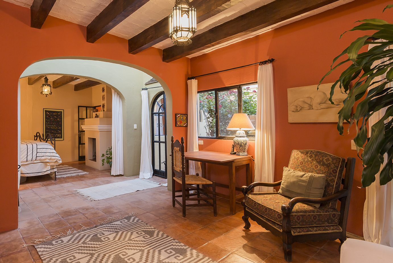 Additional photo for property listing at CASA LORETO Centro, San Miguel De Allende, Guanajuato Mexico
