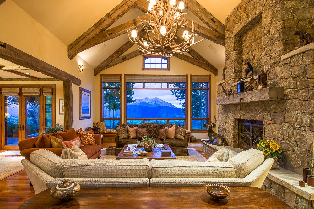Maison unifamiliale pour l Vente à Spring Park Meadows Lot: 14 606 Park Meadows Lane Carbondale, Colorado 81623 États-Unis
