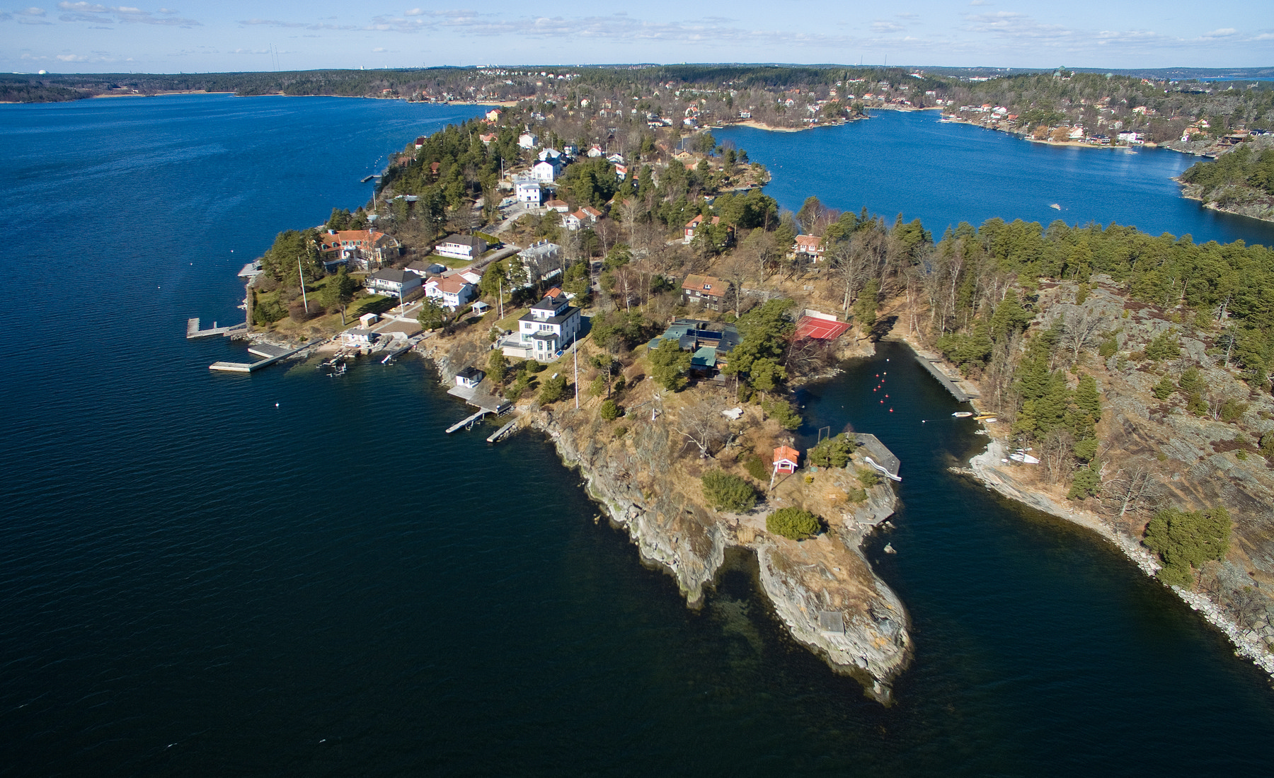 sales property at Stunning waterfront property