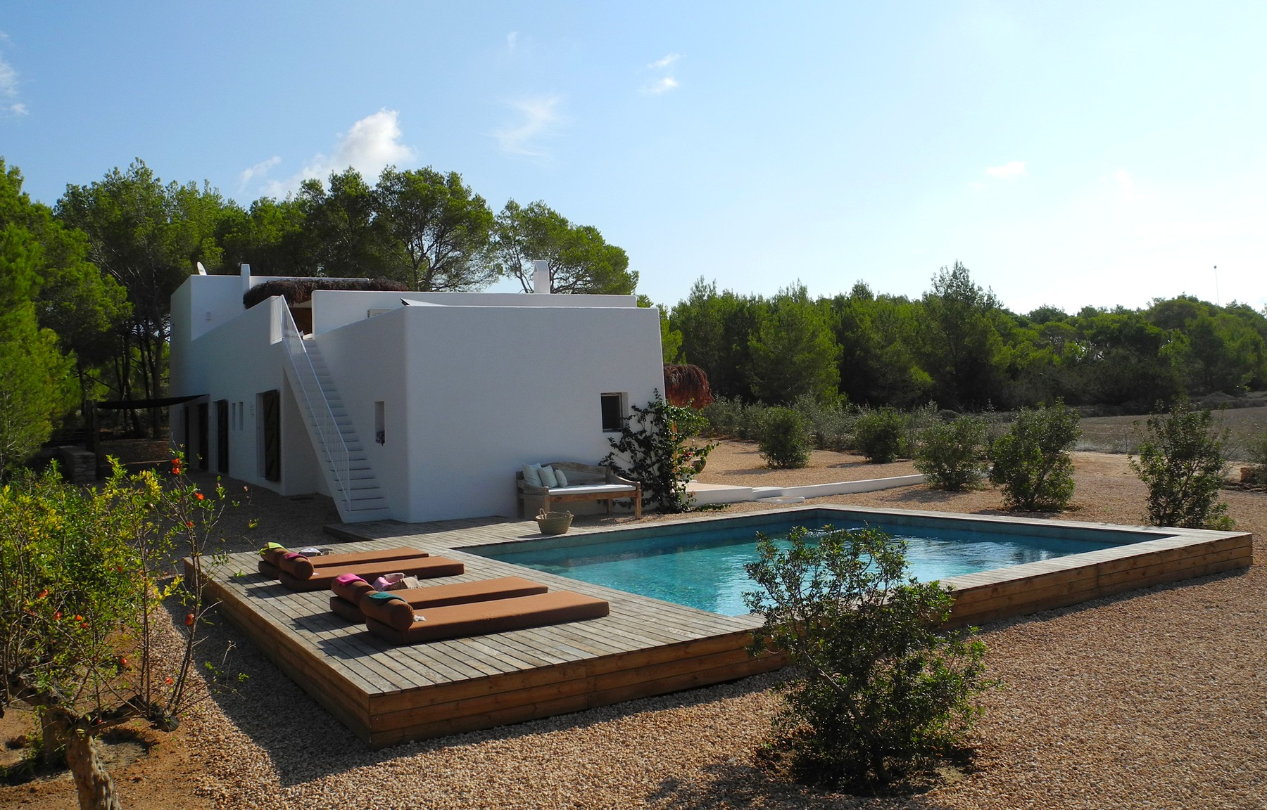 sales property at Villa In Formentera Country Side