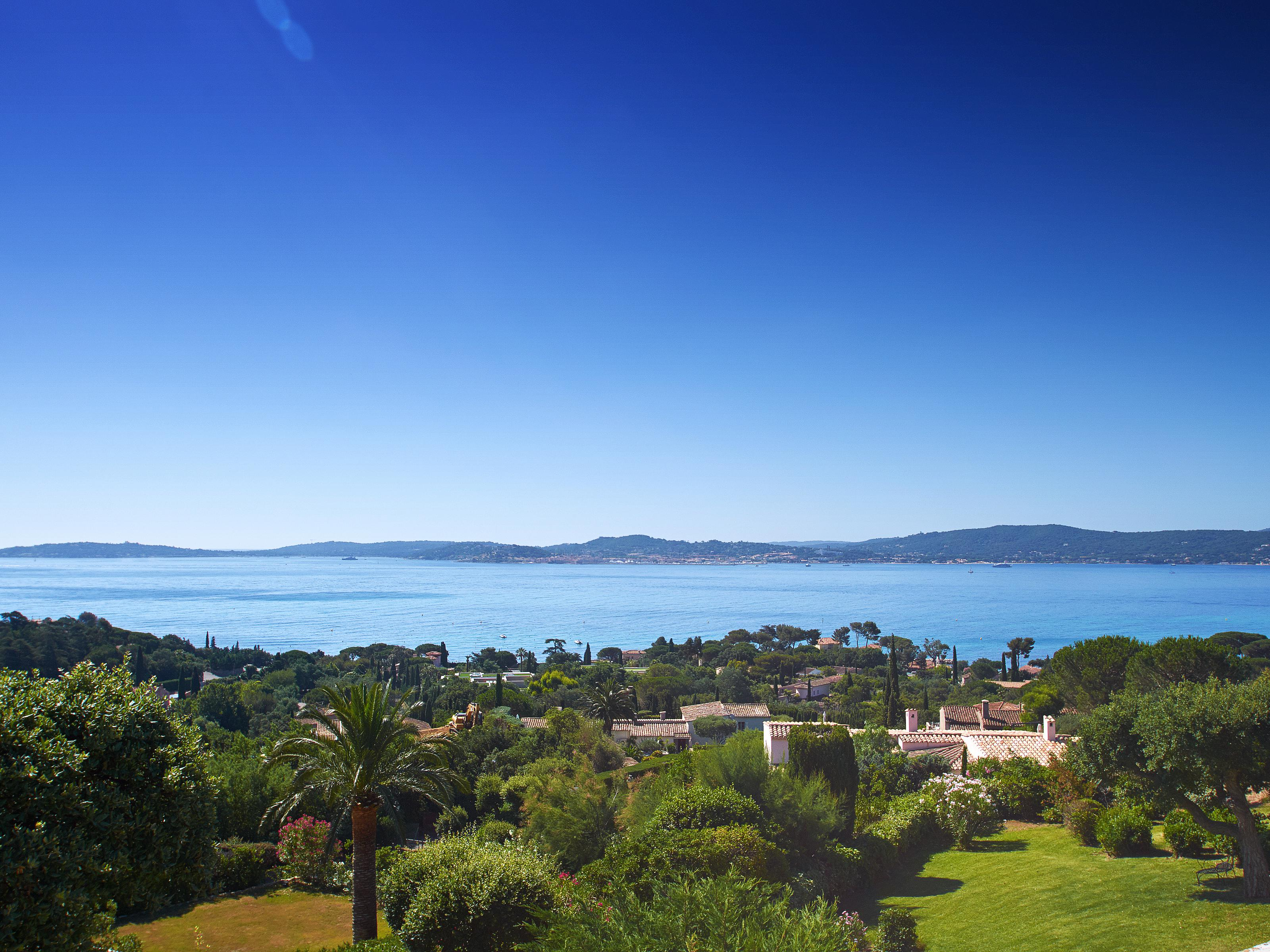 Single Family Home for Sale at Provencal villa in a private domain with sea views Saint Maxime Other Provence-Alpes-Cote D'Azur, Provence-Alpes-Cote D'Azur 83120 France