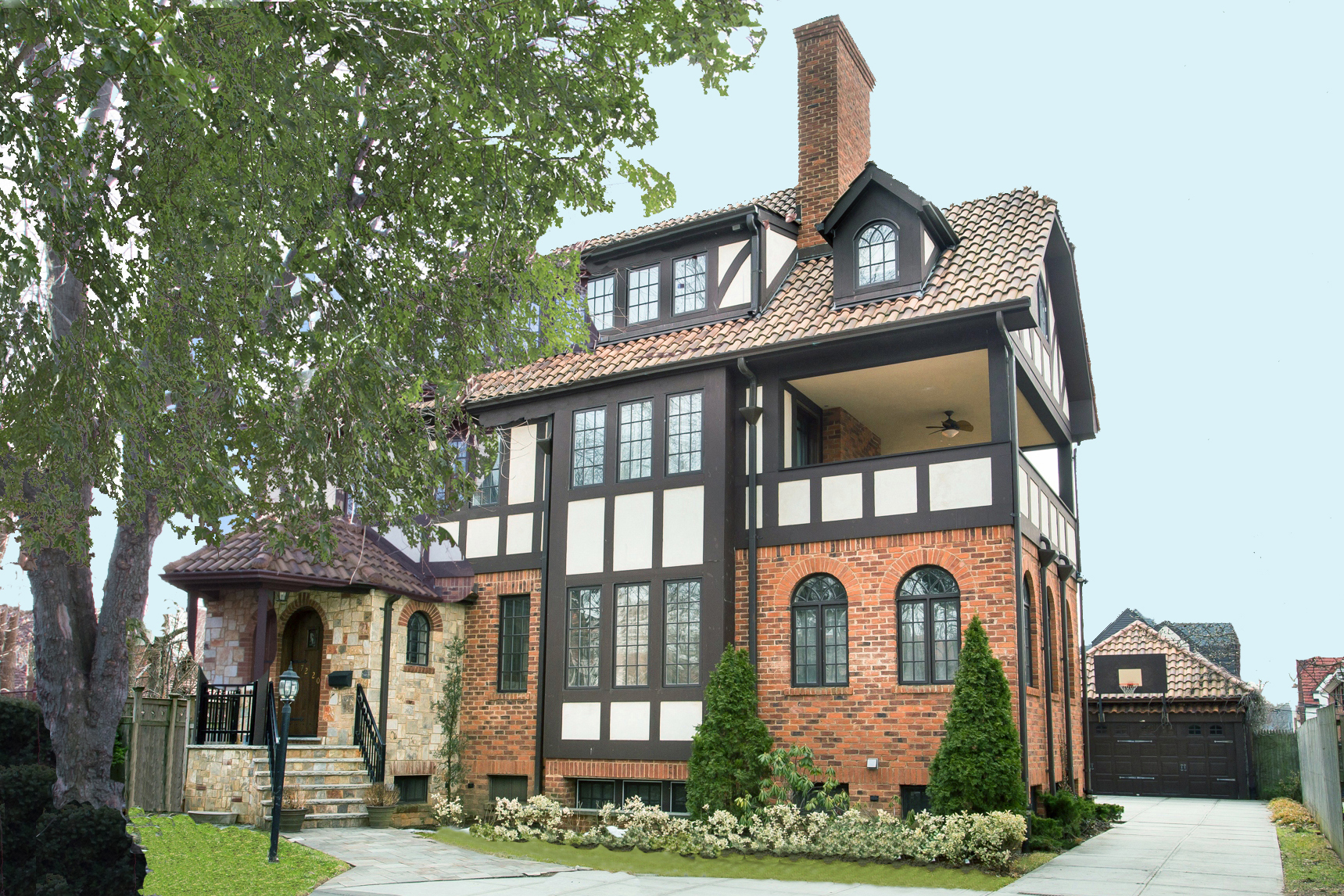 "Single Family Home for Sale at ""MAGNIFICENT MANOR HOME"" 72-20 Harrow Street, Forest Hills, New York 11375 United States"