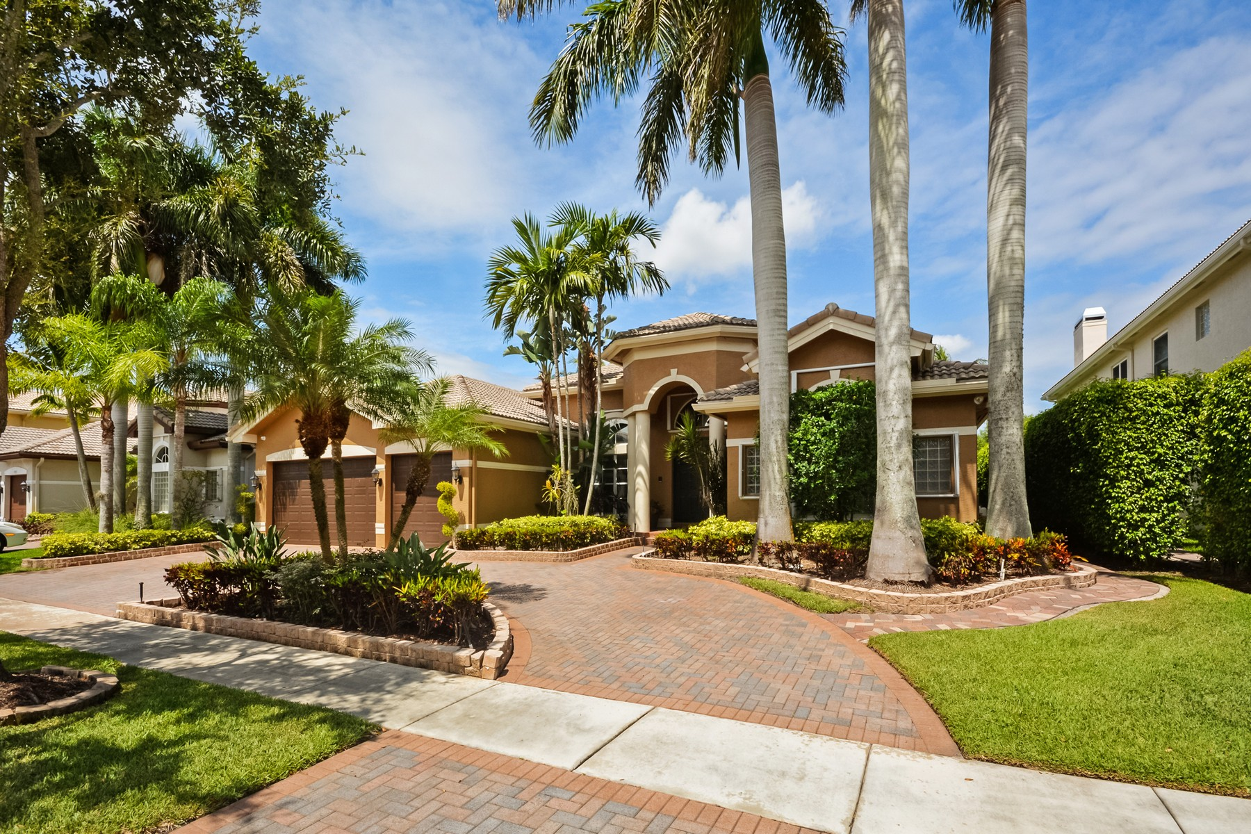 Maison unifamiliale pour l Vente à 19213 Natures View Ct , Boca Raton, FL 33498 19213 Natures View Ct Boca Raton, Florida 33498 États-Unis