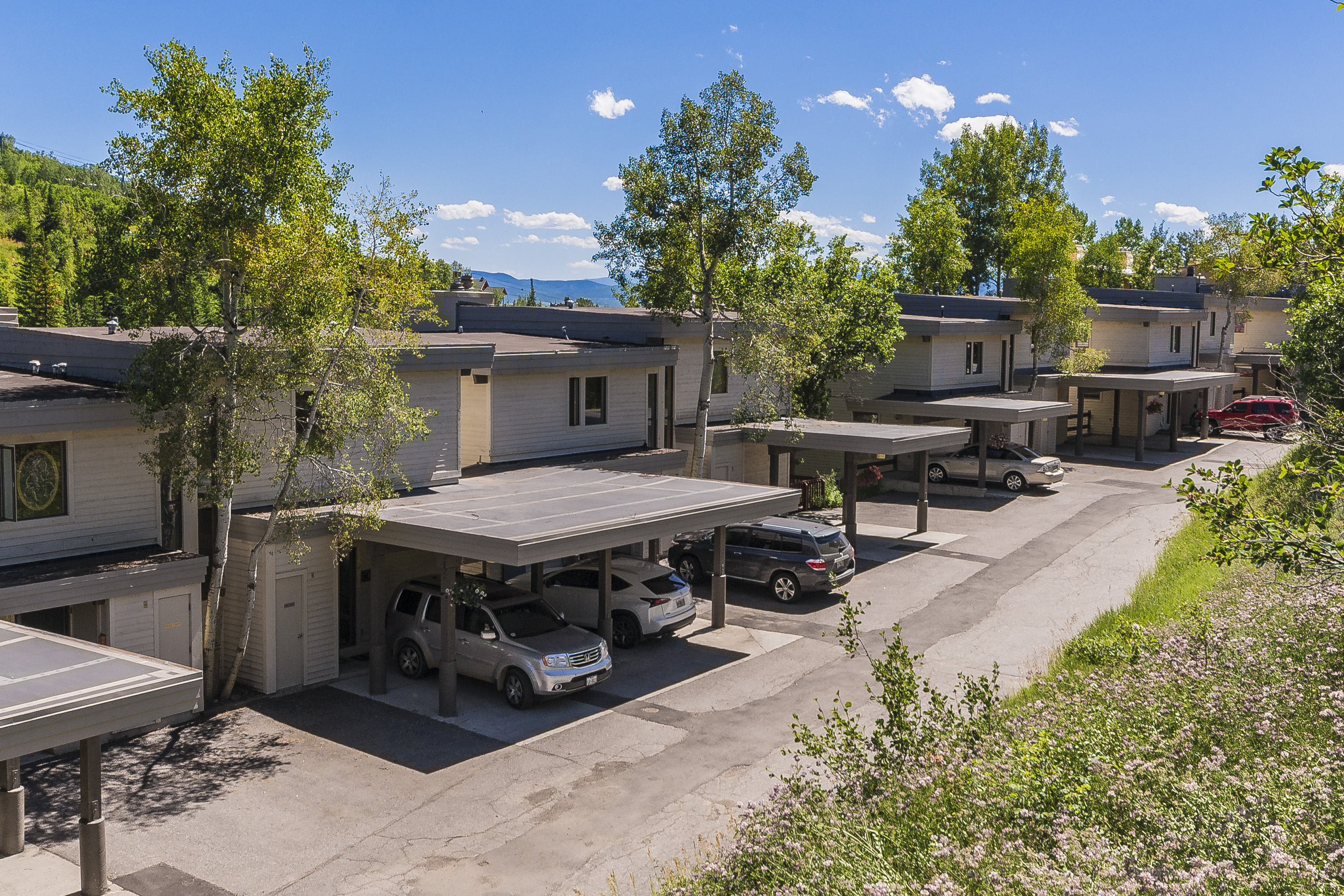 Townhouse for Sale at Storm Meadows Townhome 2415 Storm Meadows Drive #9 Steamboat Springs, Colorado, 80487 United States