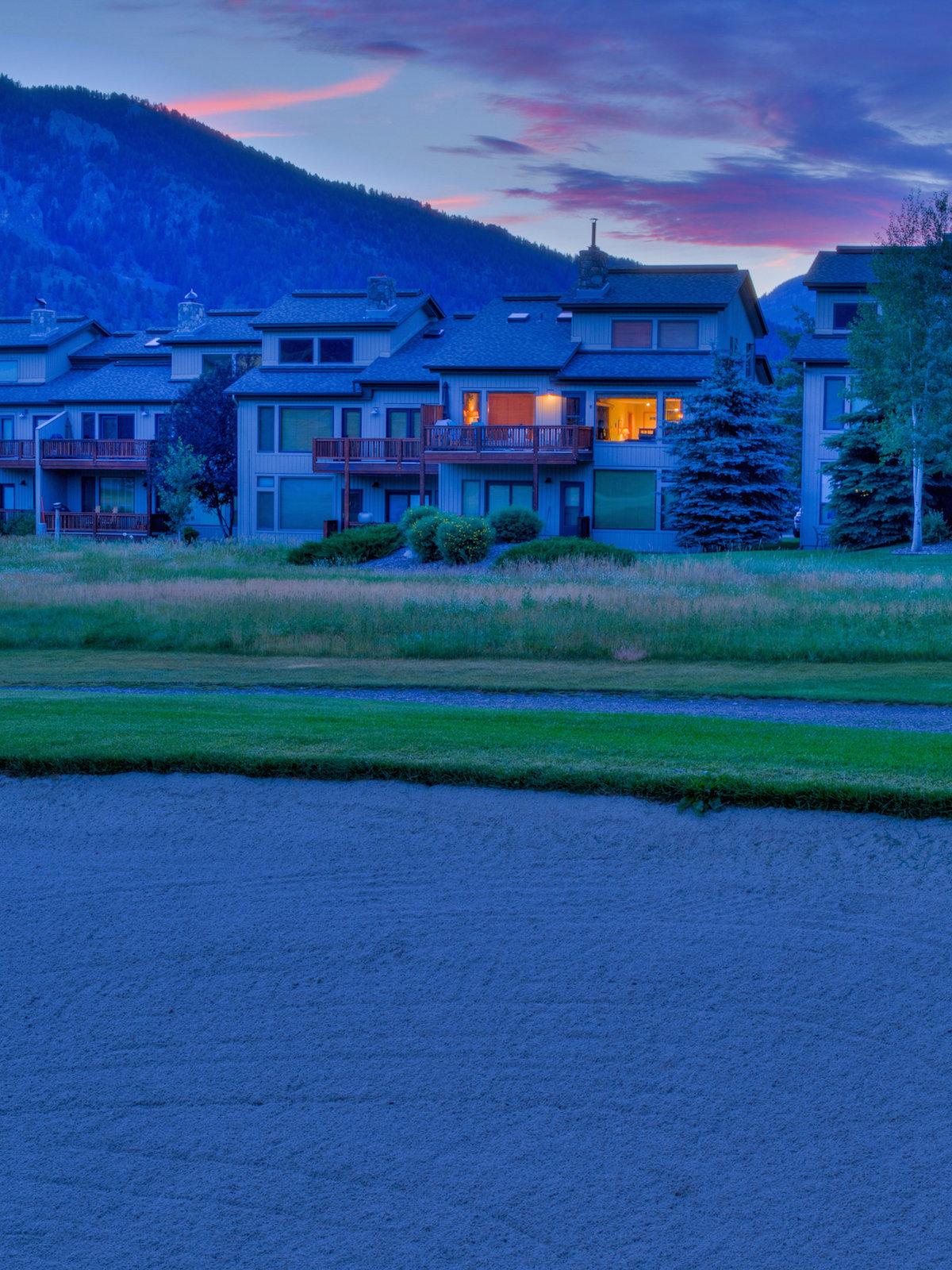 Property Of Park Golf Condominiums