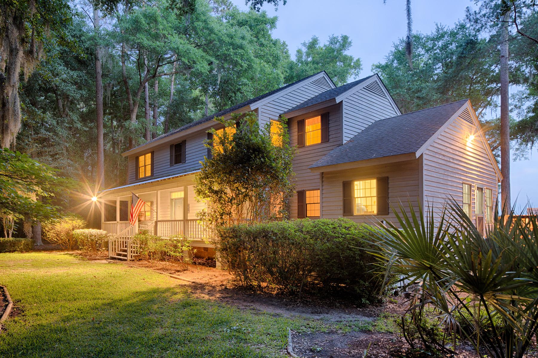단독 가정 주택 용 매매 에 May River Plantation 31 Pine View Drive Bluffton, 사우스캐놀라이나, 29910 미국