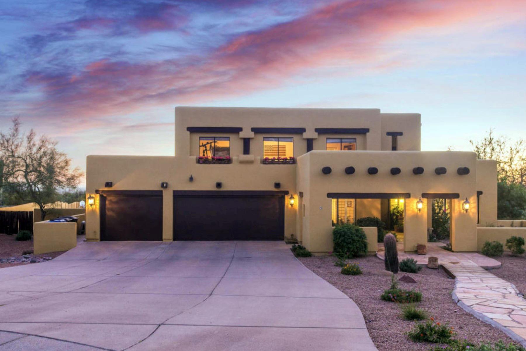 Nhà ở một gia đình vì Bán tại Spectacular Panoramic City Lights & Mountain Views 3530 N Hawes Rd #3 Mesa, Arizona 85207 Hoa Kỳ
