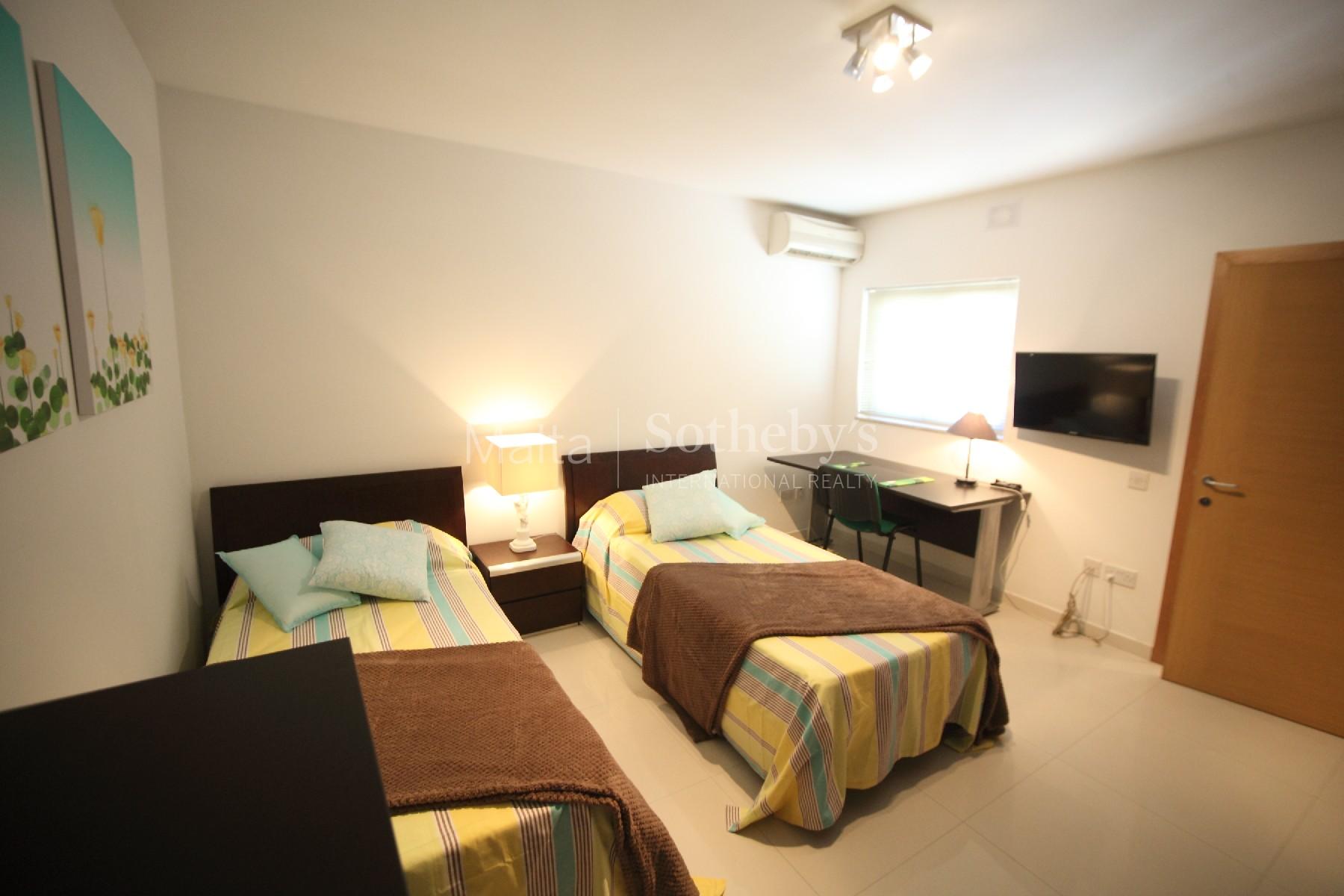 Property Of Stylish Two Bedroom Penthouse