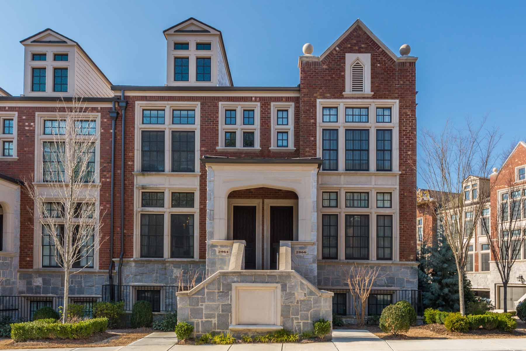 Townhouse for Sale at Great Location and Turn Key 2964 Savoy Way Atlanta, Georgia, 30319 United States