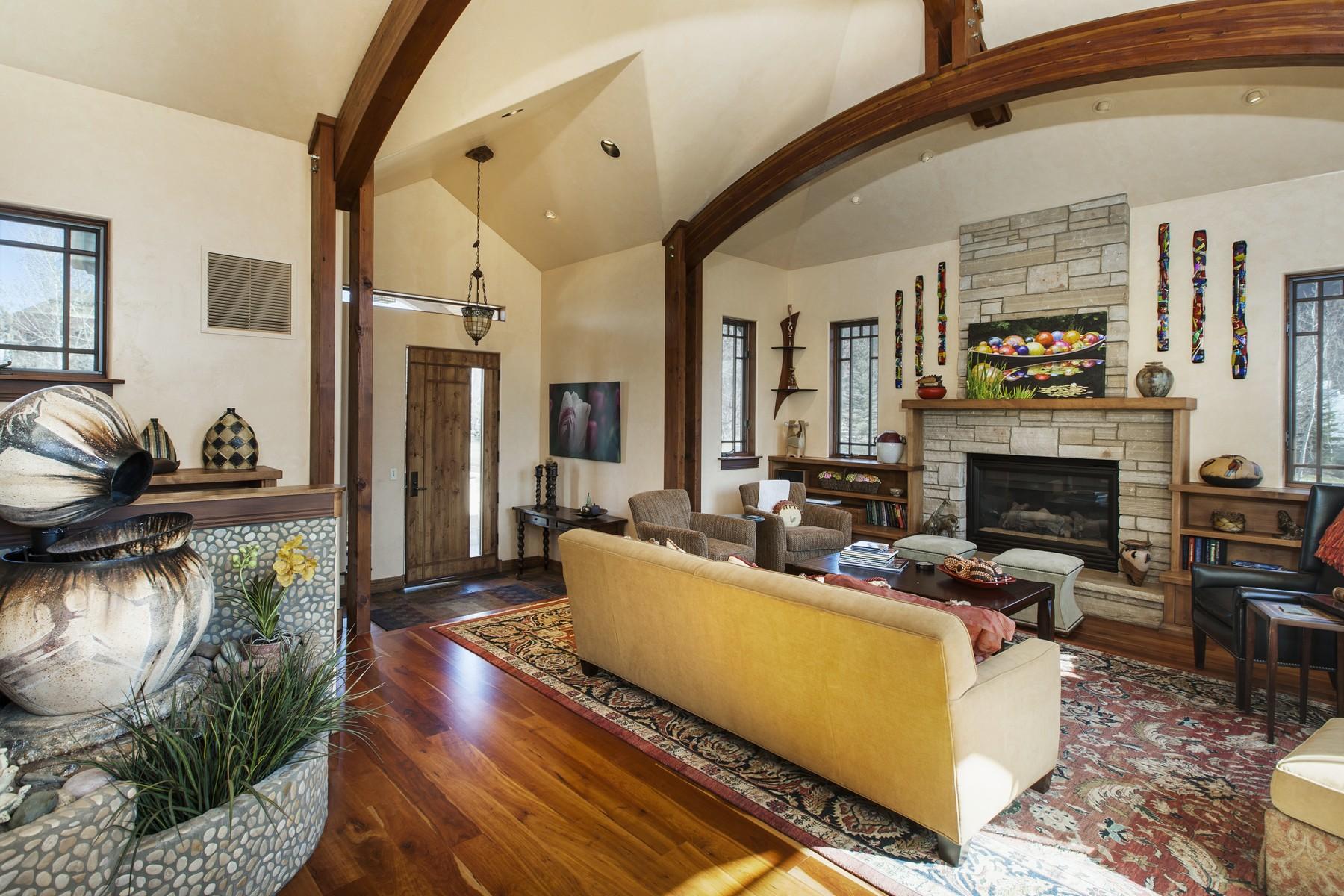 Autre Bien Résidentiel pour l Vente à Enjoy the Aspen Glen Lifestyle 303 River's Bend Carbondale, Colorado 81623 États-Unis