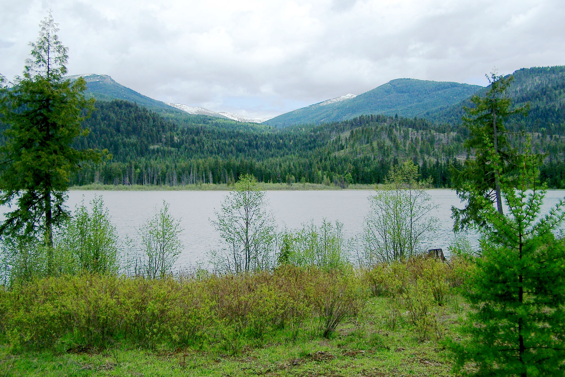 Land for Sale at Chase Lake Waterfront NNA CHASE LAKE ROAD Coolin, Idaho, 83821 United States