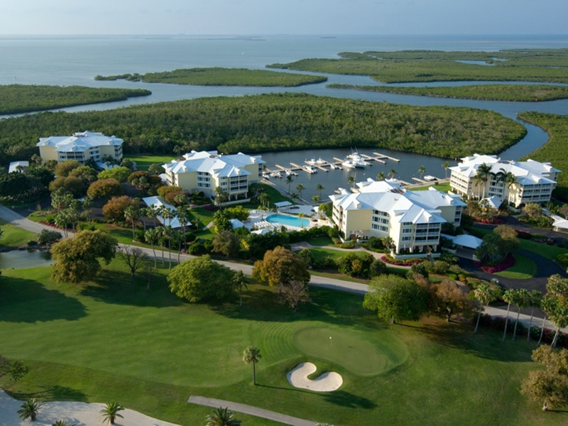 Copropriété pour l Vente à Harbour House Living at Ocean Reef 30 Barracuda Lane Key Largo, Florida 33037 États-Unis