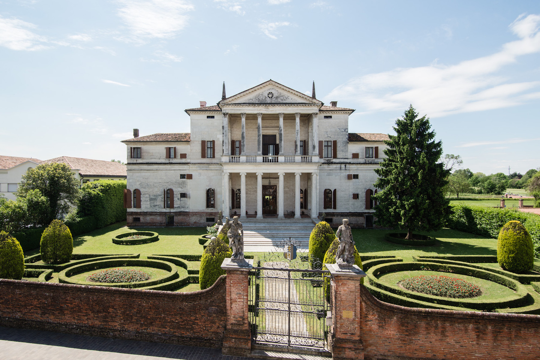Single Family Home for Sale at Palladian Villa of highest importance Venice, Italy