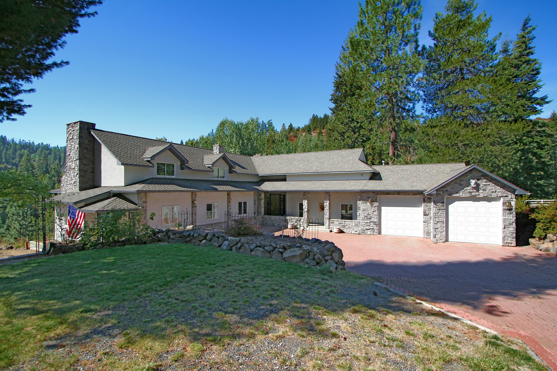 Single Family Home for Sale at Northern Idaho Paradise!!! 11618 W. Rockford Bay Rd. Coeur D Alene, Idaho 83814 United States