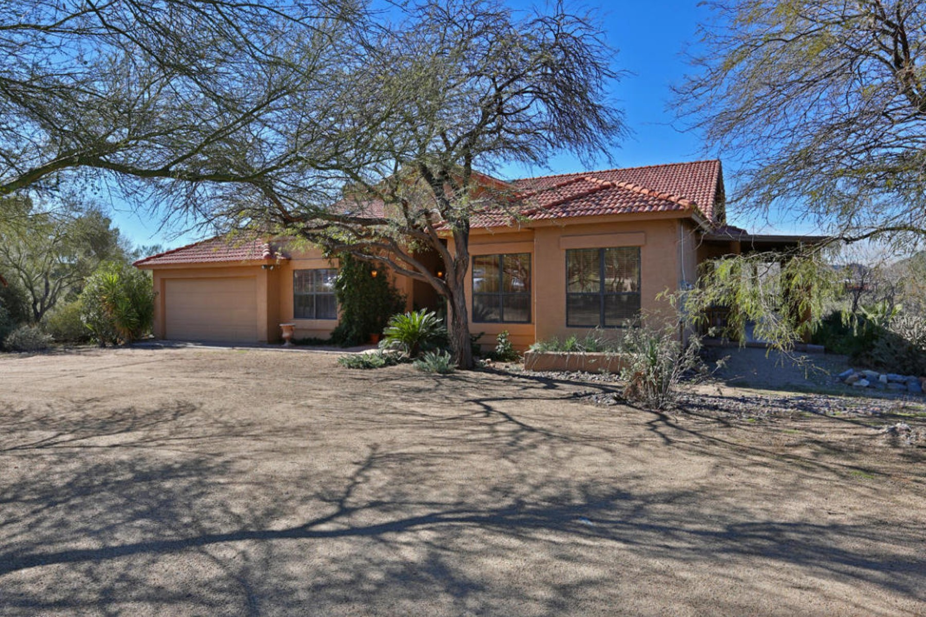 sales property at Charming SW home situated on 2.34 aces