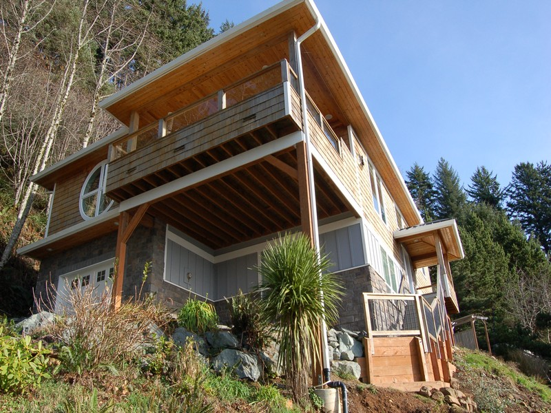 Single Family Home for Sale at Fabulous Custom Home 38305 Beulah Reed Rd. Neahkahnie, Oregon 97131 United States