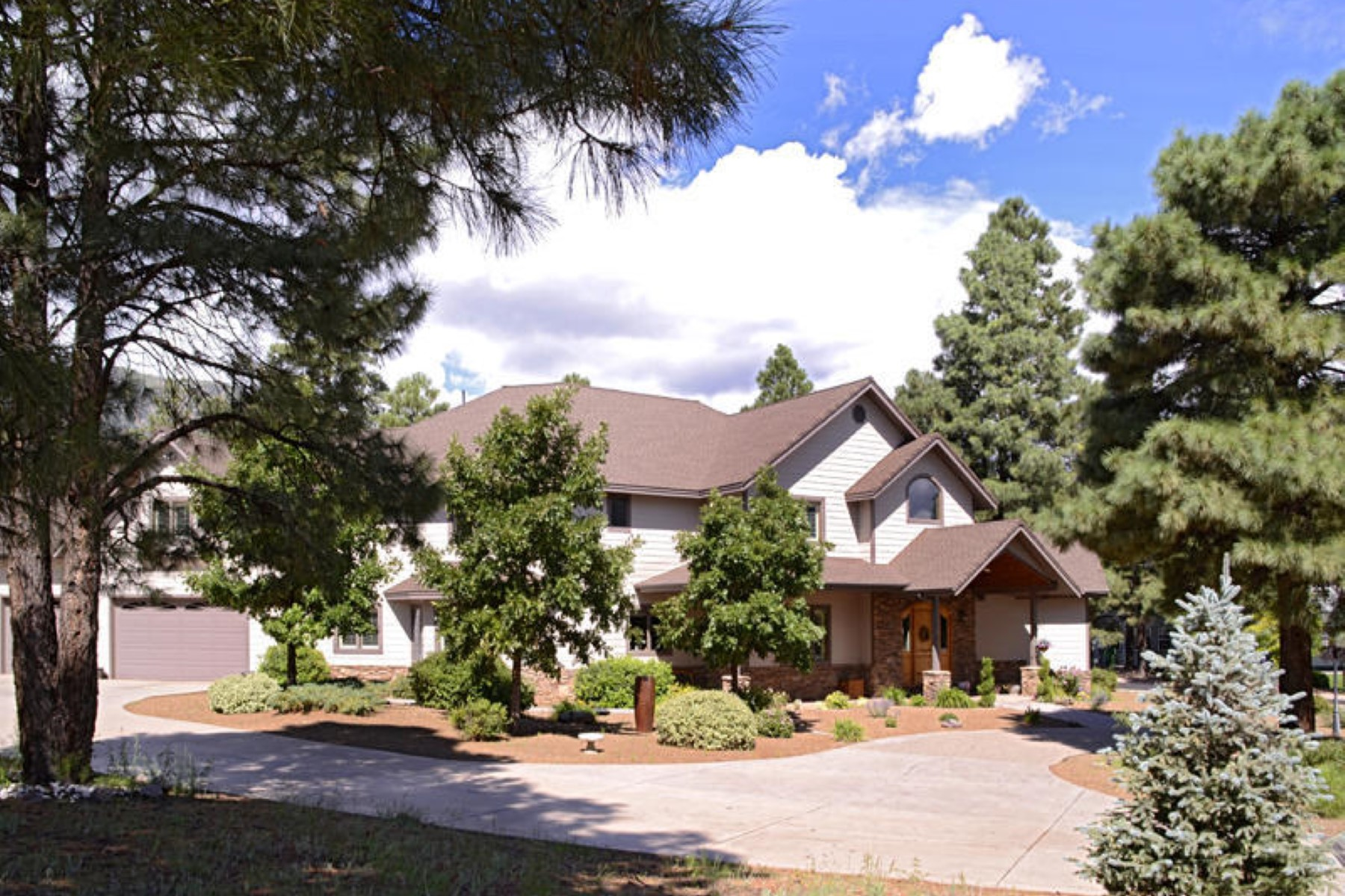 Maison unifamiliale pour l Vente à Forest Survey Tract 7050 N Oakwood Pines DR Flagstaff, Arizona, 86004 États-Unis