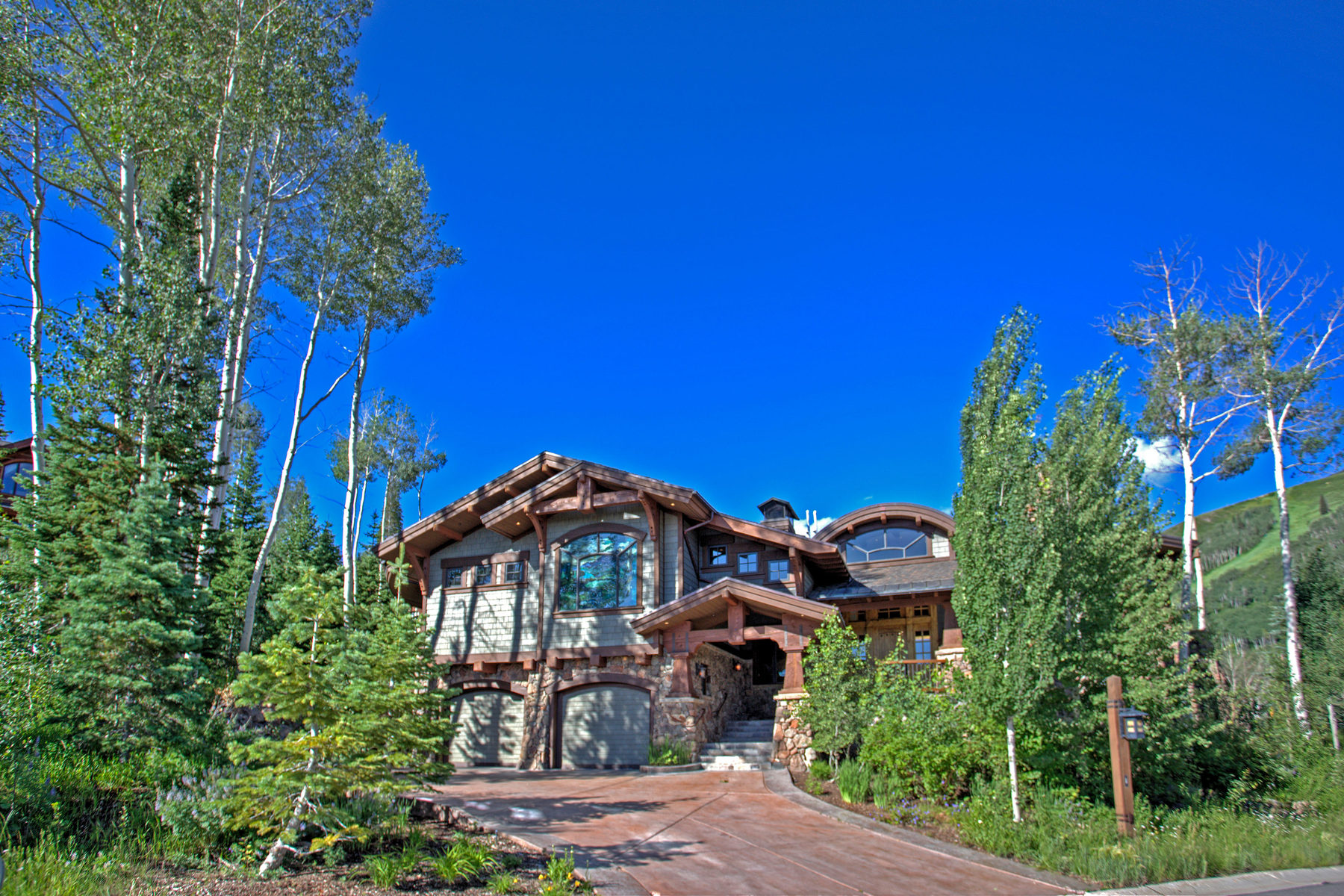 Single Family Home for Sale at Rare Opportunity to Own in Northside Village 1 Northside Court Lot 2 Park City, Utah 84060 United States