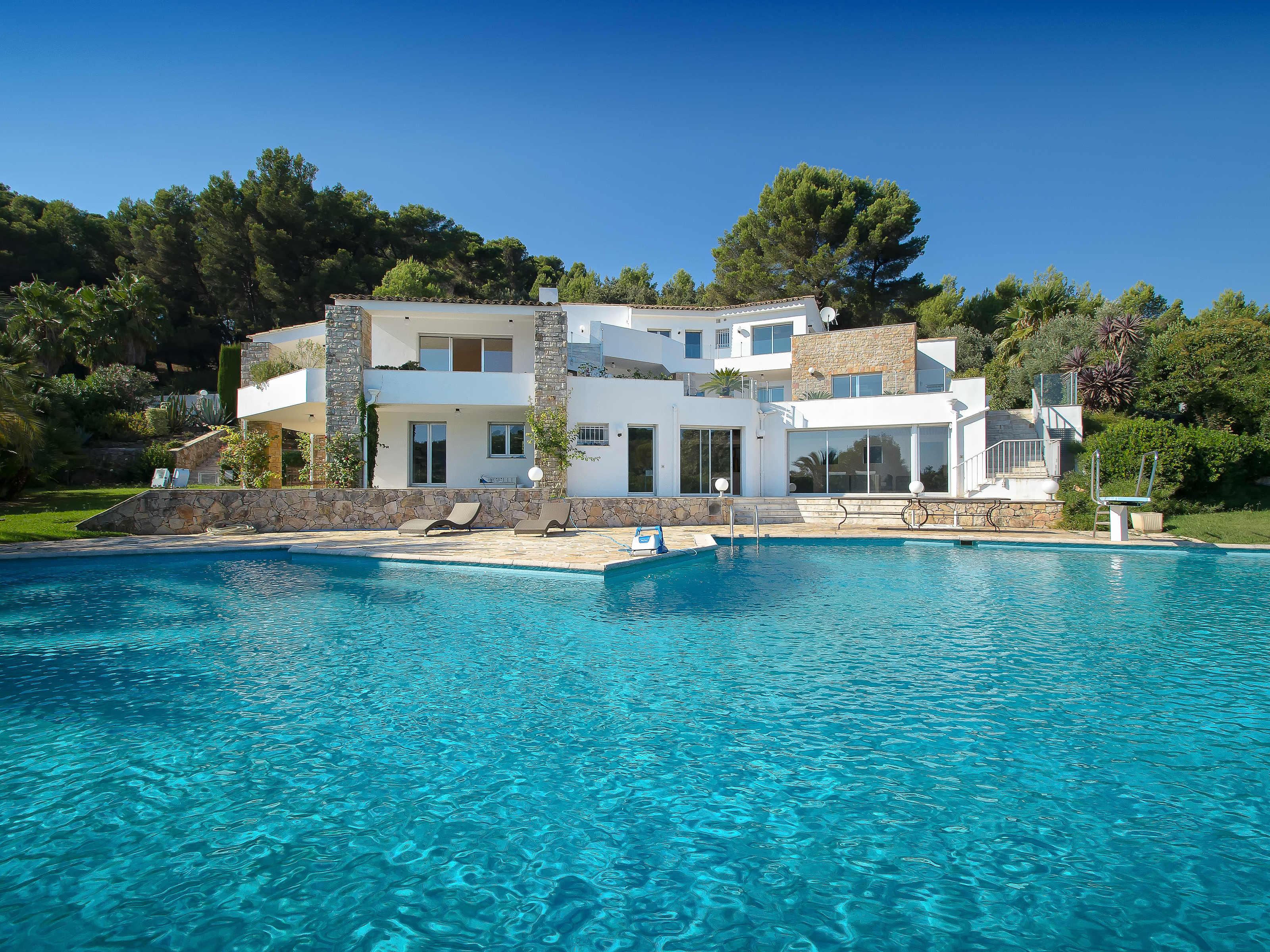 其它住宅 为 销售 在 Villa Picart Mougins, 普罗旺斯阿尔卑斯蓝色海岸 06250 法国