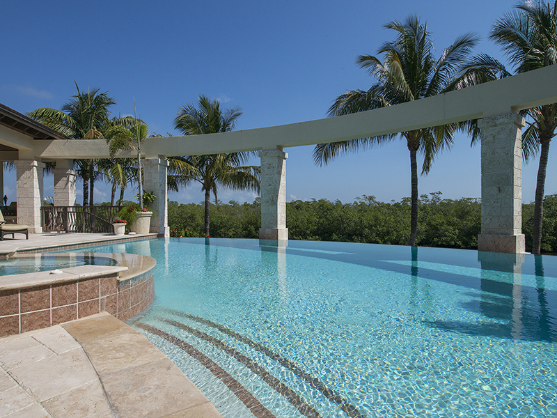 Single Family Home for Sale at Extraordinary Private Retreat at Ocean Reef 24 Dispatch Creek Court Ocean Reef Community, Key Largo, Florida 33037 United States
