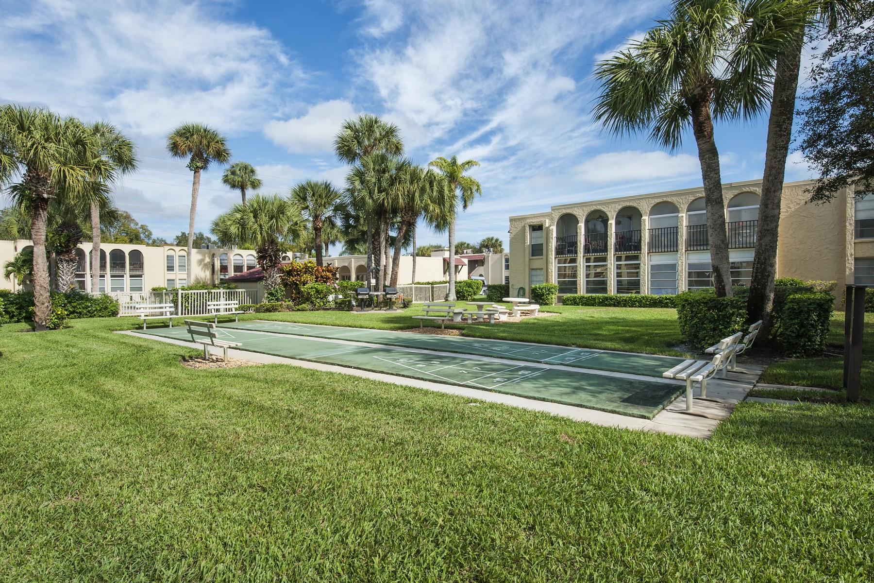 Condominium for Sale at Beautifully Updated Condo in Villamar 835 18th St #602 Vero Beach, Florida 32960 United States