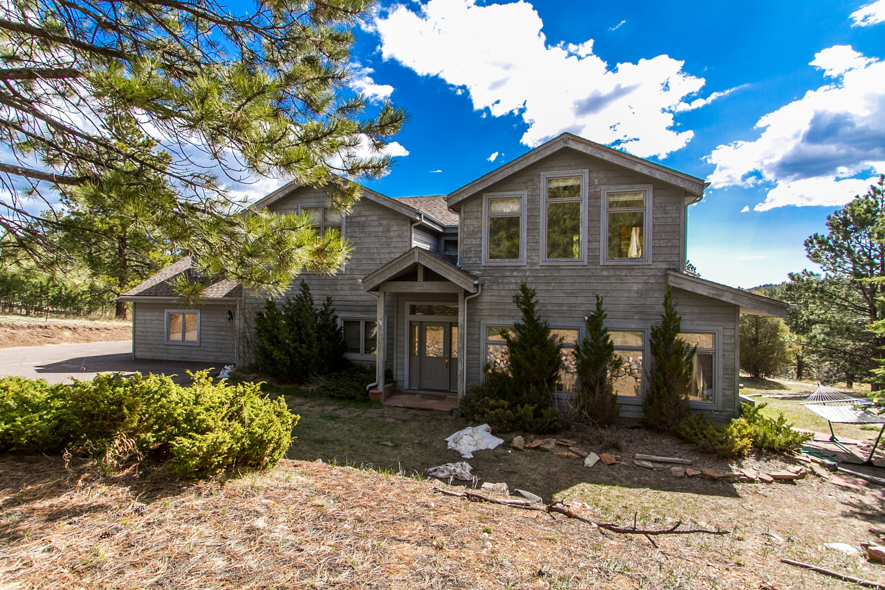 獨棟家庭住宅 為 出售 在 1388 Starwood Lane Evergreen, 科羅拉多州 80439 美國