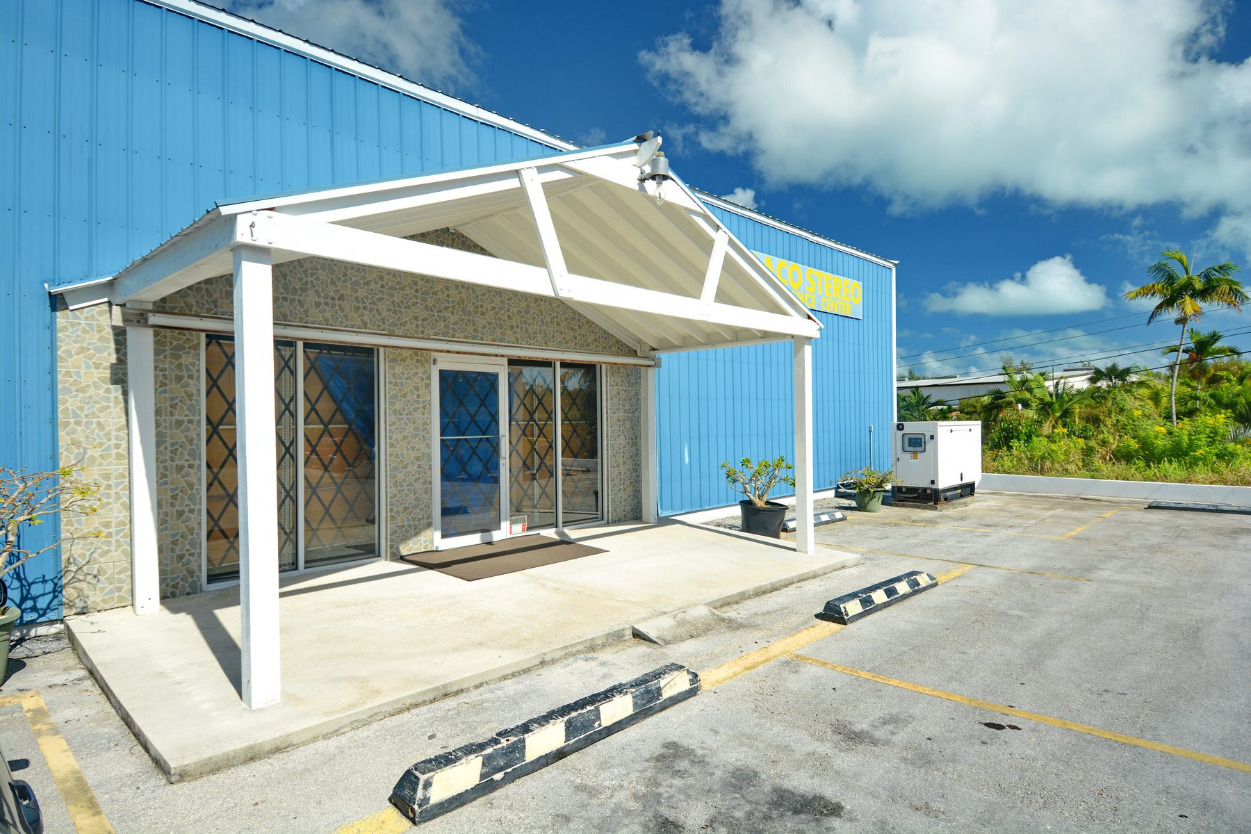 Additional photo for property listing at Abaco Stereo Building Marsh Harbour, Abaco Bahamas