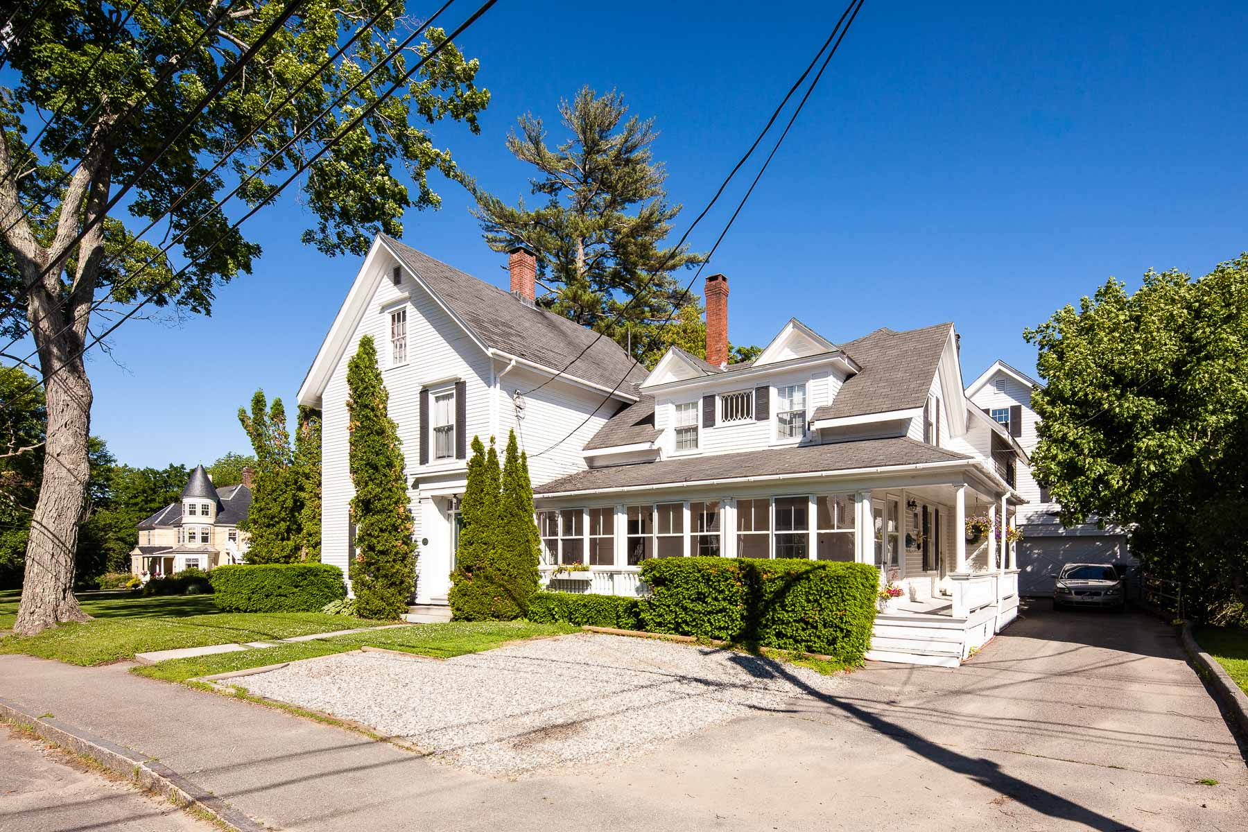 Multi-Family Home for Sale at 3 High Street Camden, Maine 04843 United States
