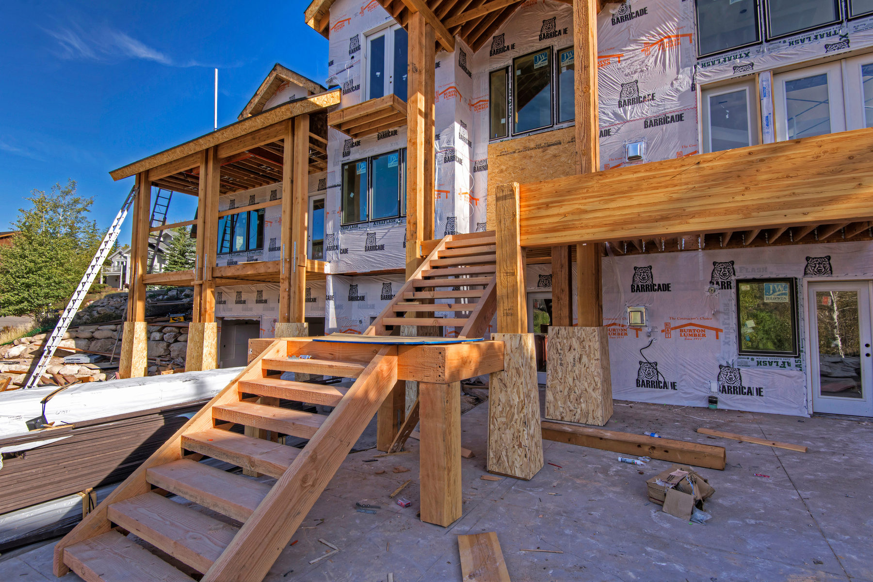 Moradia para Venda às Brand New Construction in Lower Deer Valley 3200 Thistle St Park City, Utah 84060 Estados Unidos