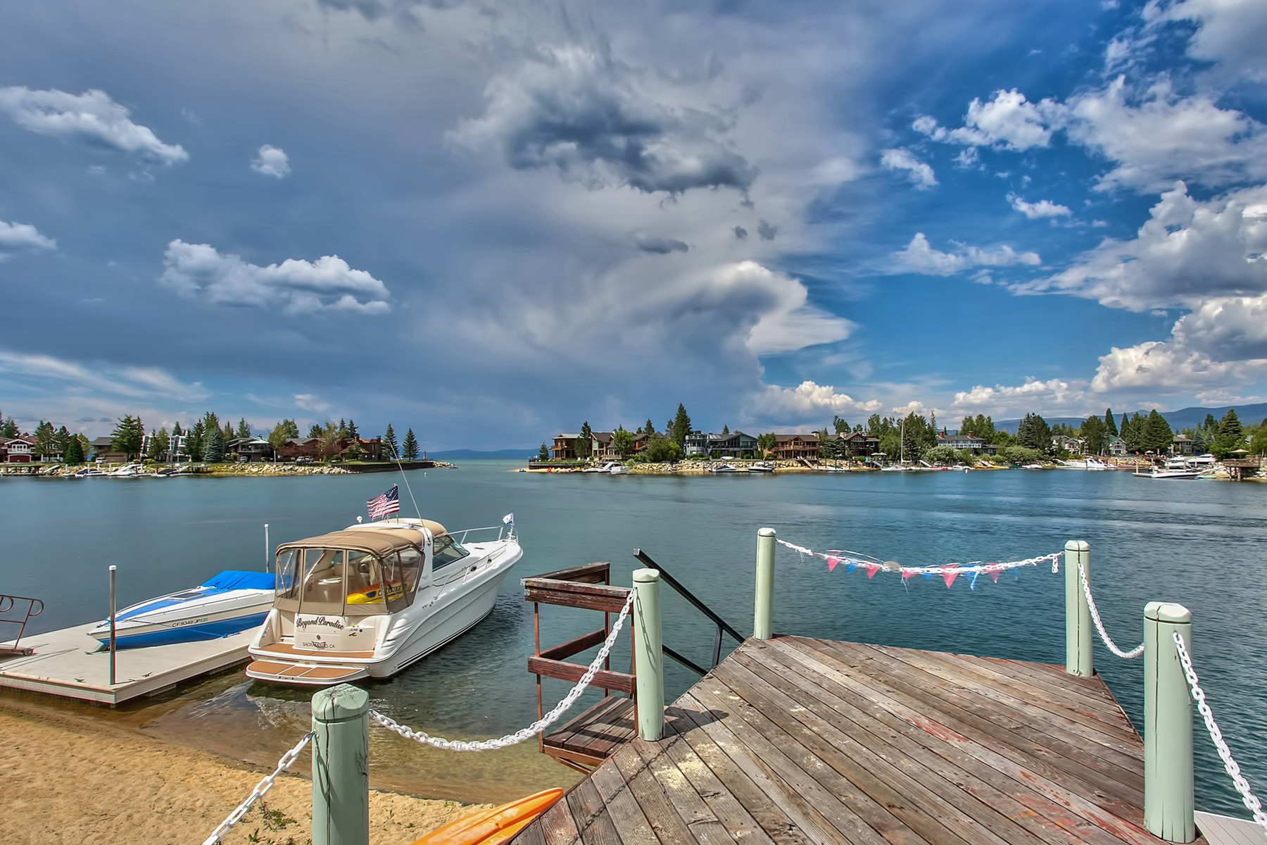Single Family Home for Active at 2051 Aloha Drive South Lake Tahoe, California 96150 United States