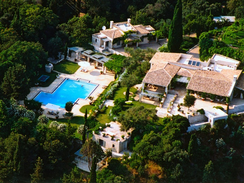 Частный односемейный дом для того Аренда на Corfu Masterpiece Other Greece, Другие Регионы В Греции 49100 Греция