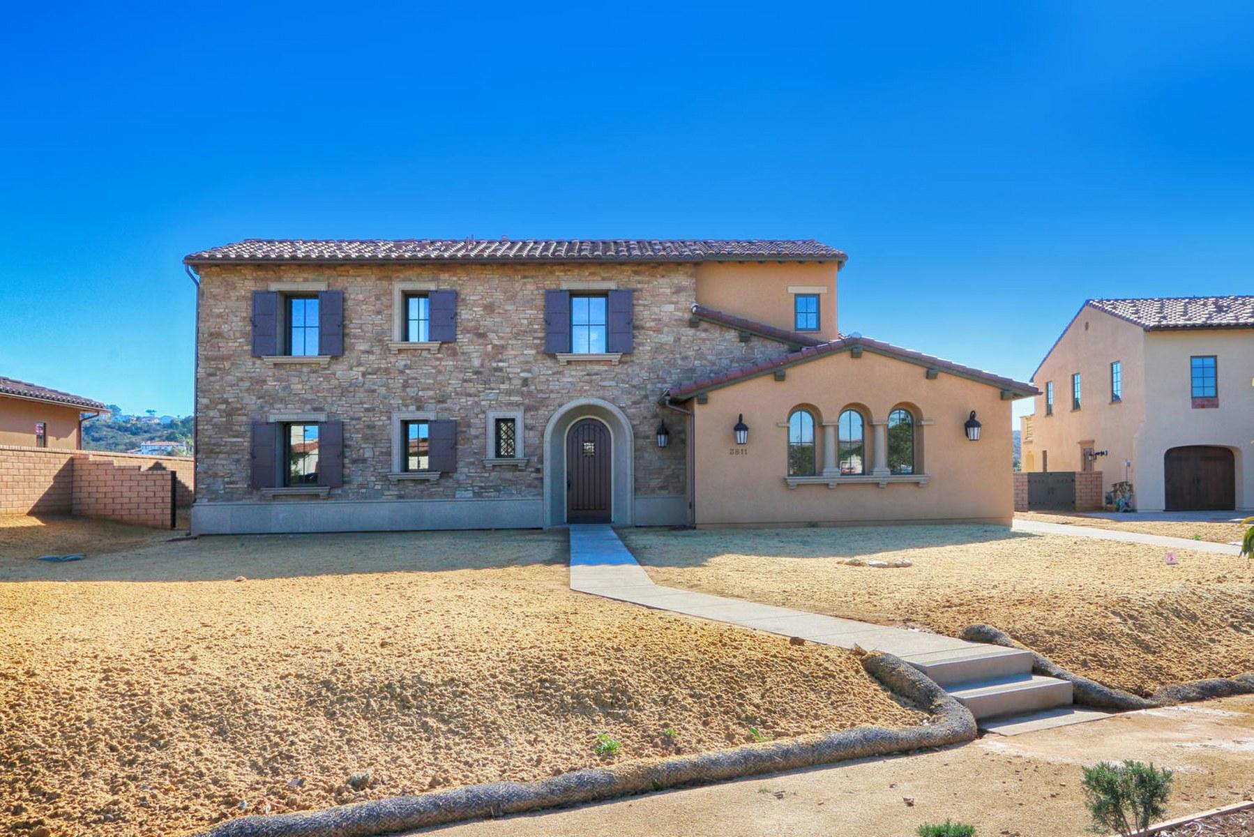단독 가정 주택 용 매매 에 Alta Del Mar Coastal 3811 Rancho La Bella San Diego, 캘리포니아 CA 미국