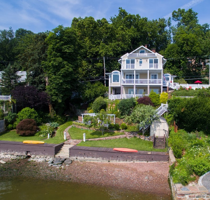 Property For Sale at Hudson Riverfront Colonial