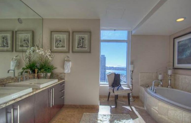 Additional photo for property listing at 1262 Kettner Boulevard, 2802  San Diego, Californie 92101 États-Unis