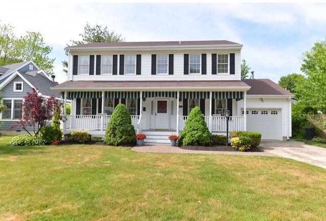 獨棟家庭住宅 為 出售 在 Beautiful Seashore Cape 4 Jersey Lane Spring Lake, 新澤西州 07762 美國