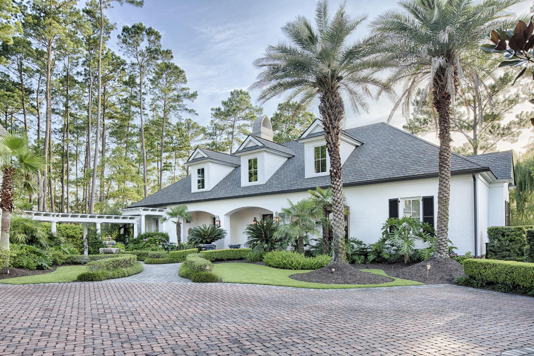Einfamilienhaus für Verkauf beim 7 York Circle Bluffton, South Carolina 29909 Vereinigte Staaten