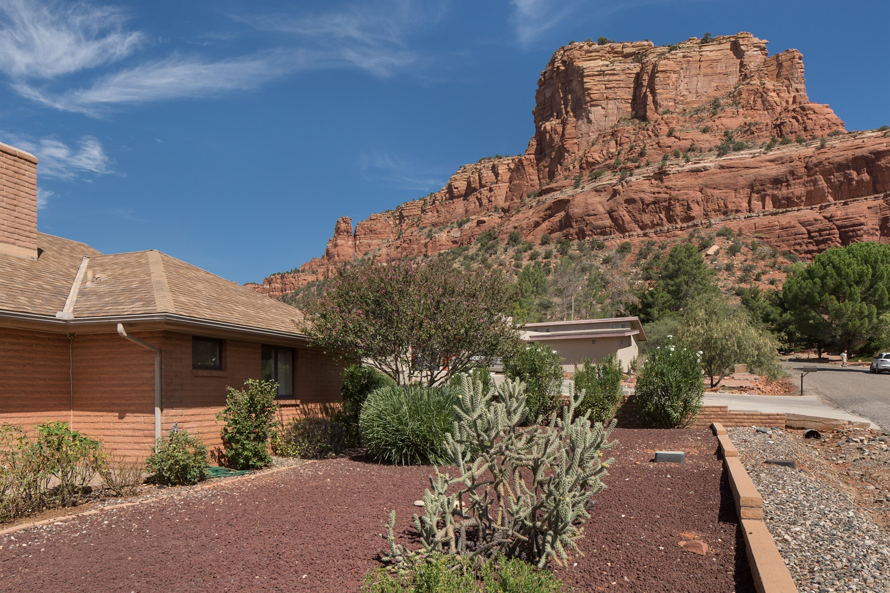 Casa Unifamiliar por un Venta en Charming single story home with amazing views 125 Courthouse Butte Rd Sedona, Arizona, 86351 Estados Unidos