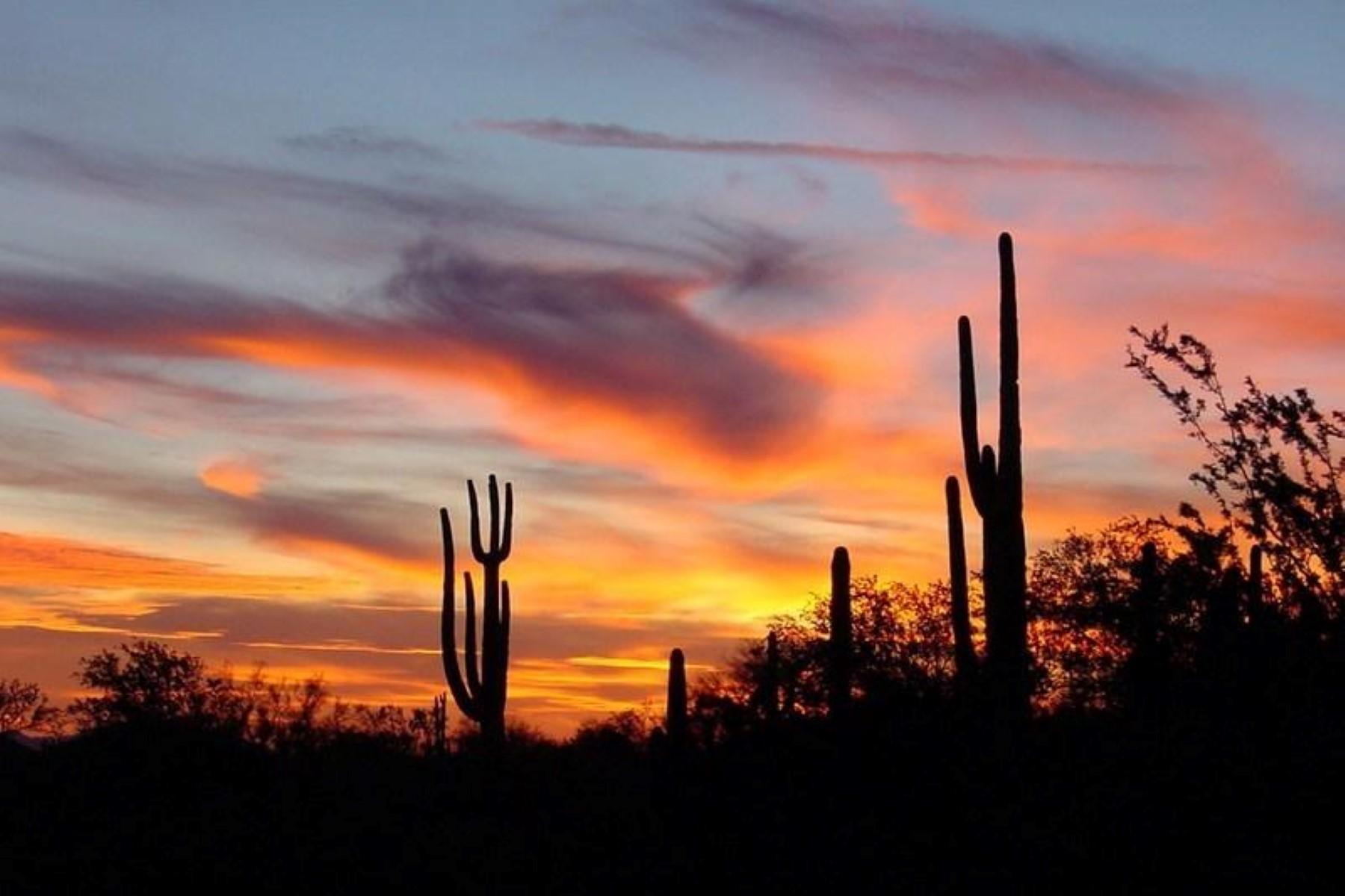 土地 のために 売買 アット Beautiful custom home site located within this exclusive enclave of luxury homes 9045 E RIMROCK DR 118 Scottsdale, アリゾナ 85255 アメリカ合衆国
