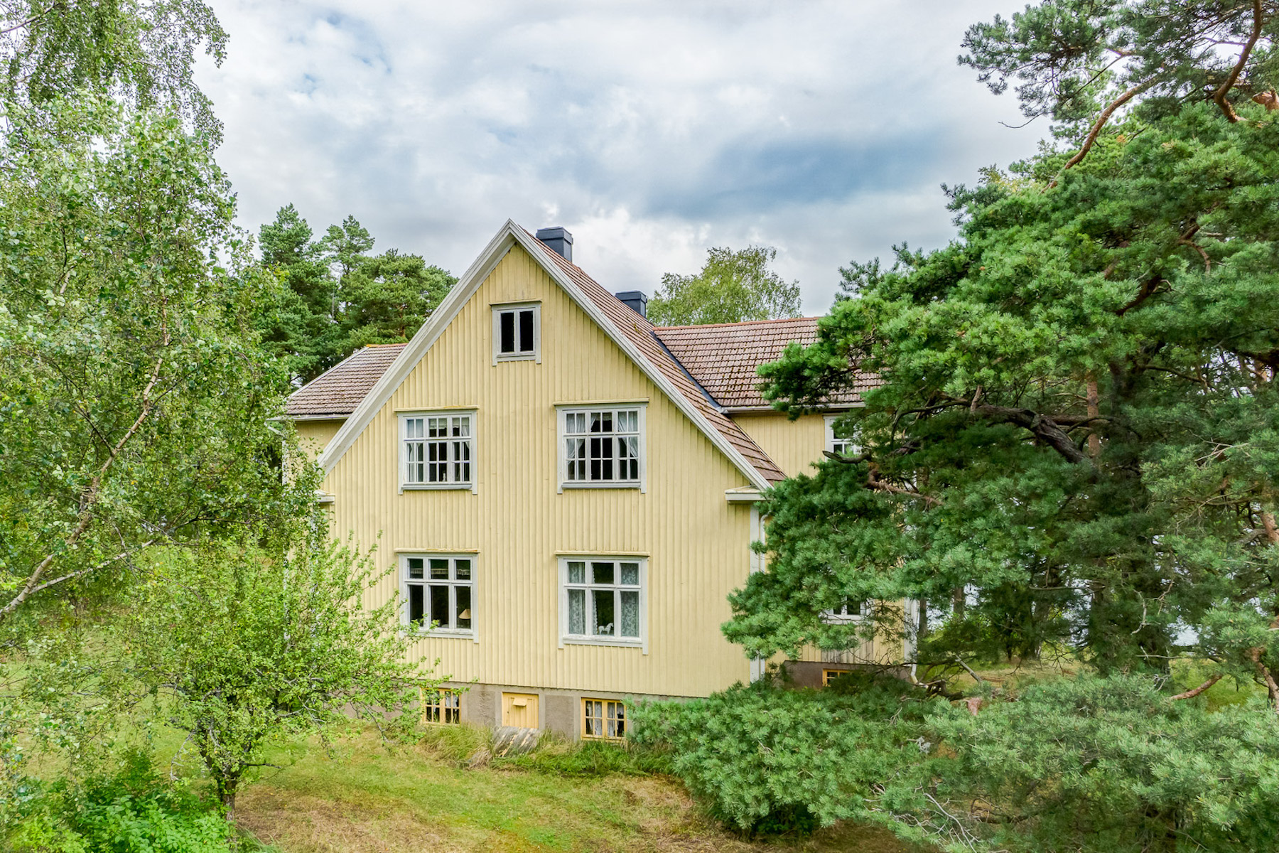 Single Family Home for Sale at Idyllic homestead in the archipelago of Parainen Heisalantie 12 Other Cities In Finland, Cities In Finland, 21600 Finland