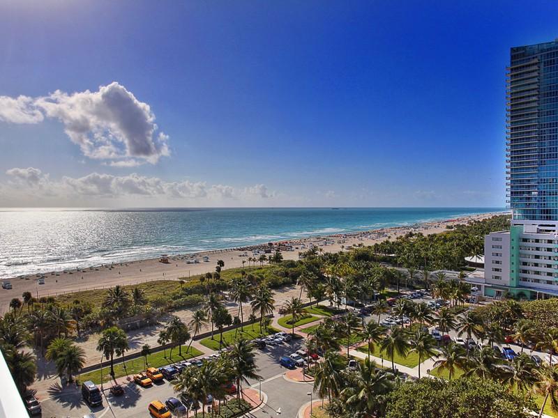 Eigentumswohnung für Verkauf beim 2201 Collins Av #1204 Miami Beach, Florida 33139 Vereinigte Staaten