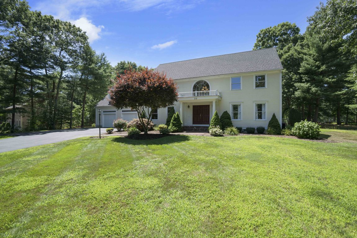 sales property at Custom Colonial
